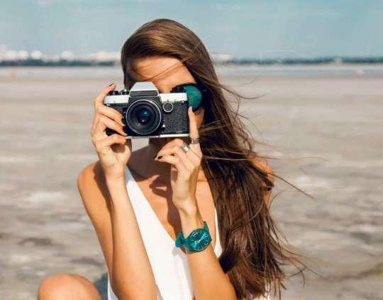 Consejos para tomar buenas fotografías en vacaciones