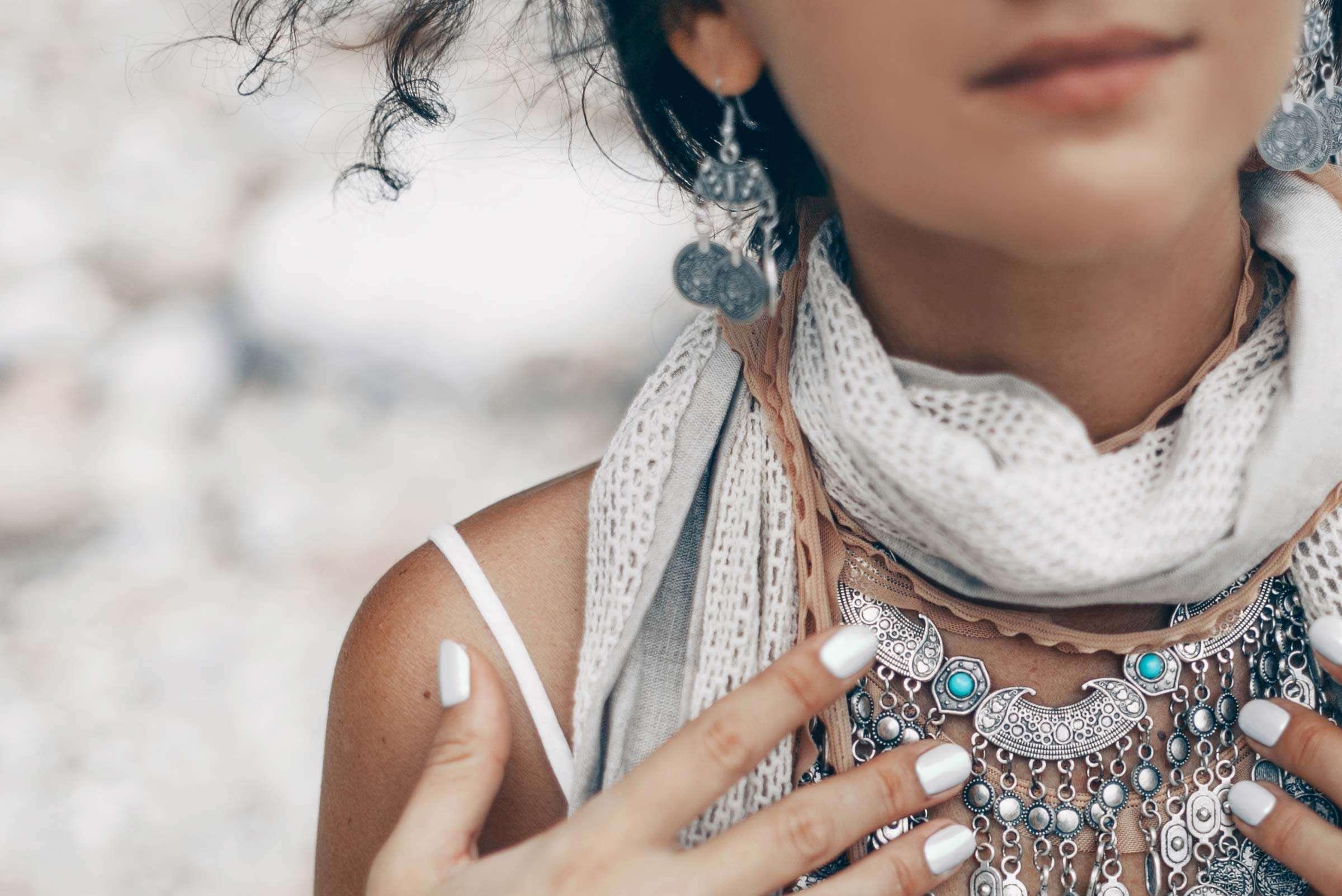 Joyas con conchas, una tendencia de moda