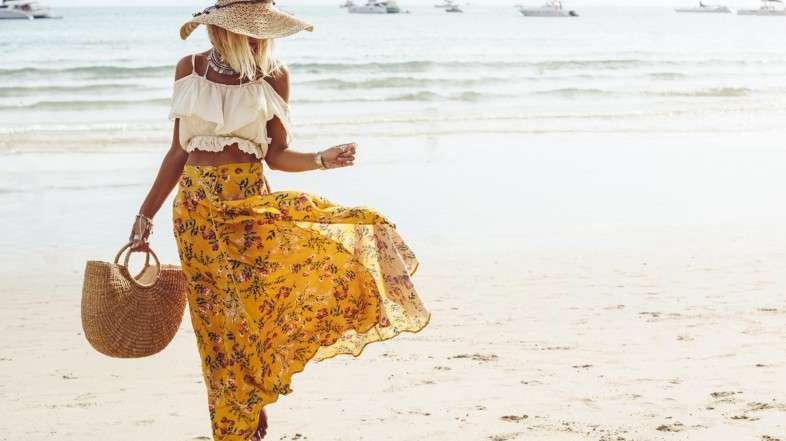4 Vestidos de primavera para estar cómoda, linda y fresca esta temporada