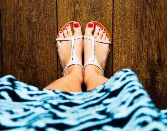 Los 4 modelos de sandalias más atractivos para esta temporada