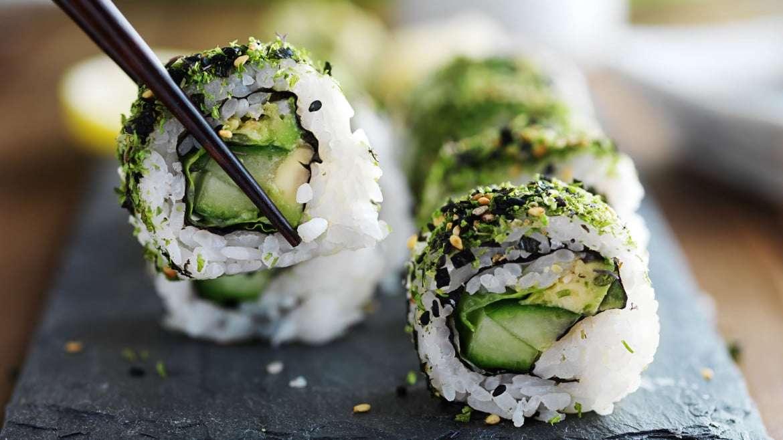 Sushi, la cena healthy que hace trampas con sus calorías
