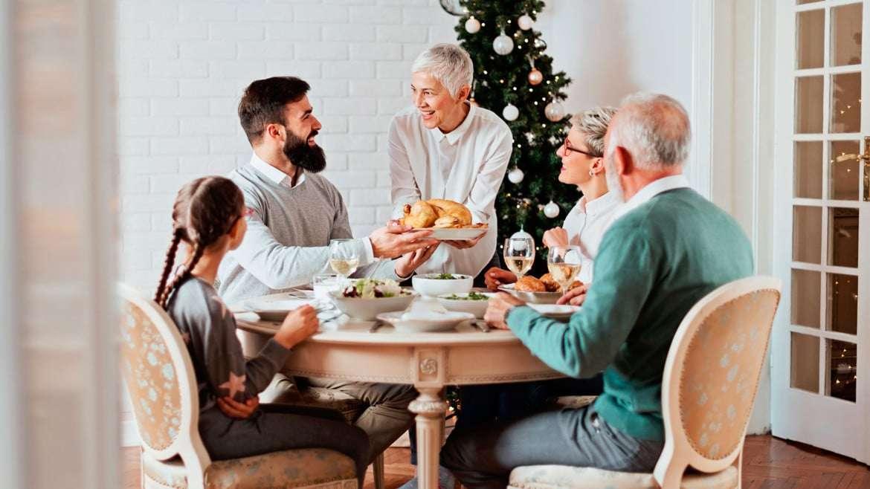 Cómo sobrevivir a las comidas navideñas