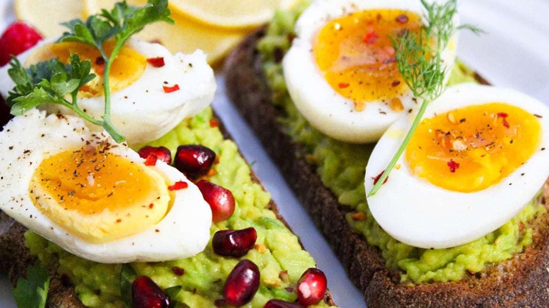 Desayunos con clase y saludables