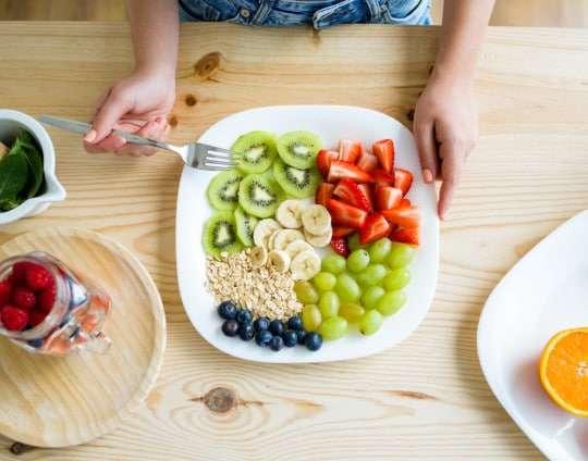 Los nueve alimentos más saciantes para incluir en tu dieta