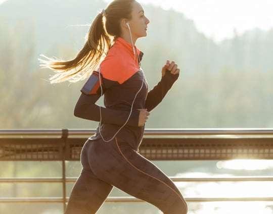Cómo ser una chica fitness