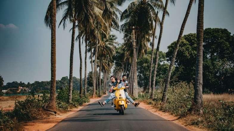 10 ideas para tener un amor de verano sin casarse en Octubre