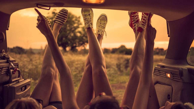 Cómo ir de camping con tus amigas y no morir en el intento