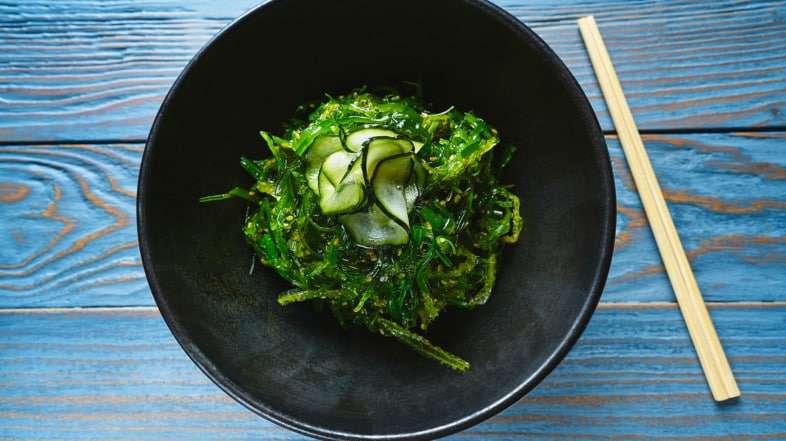 5 razones por las que incluir algas marinas en tu dieta
