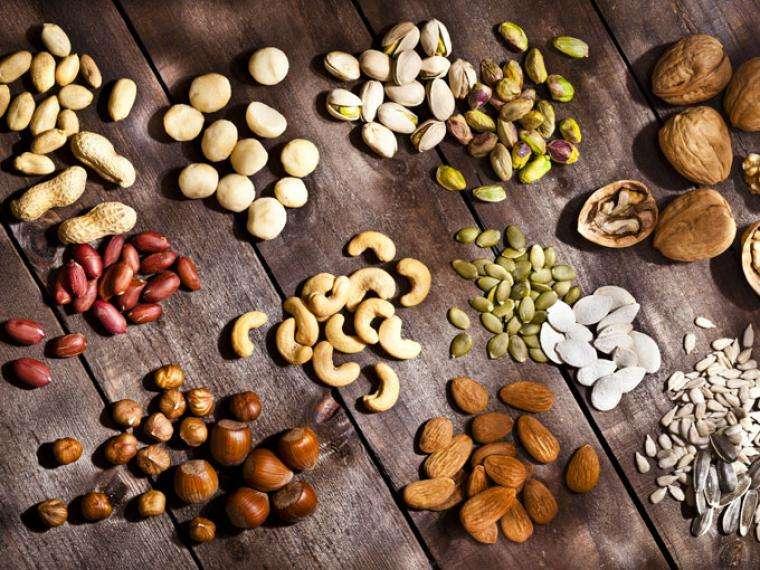 alergia-microbiota-intestinal-relacion-frutos secos