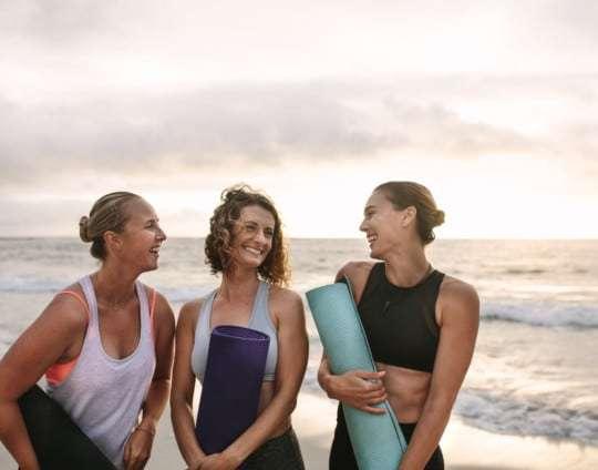 4 formas simples de aumentar la energía a través de la dieta, el ejercicio y el descanso