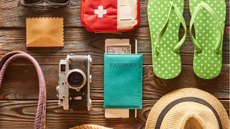 Botiquín de viaje para incluir en tu maleta