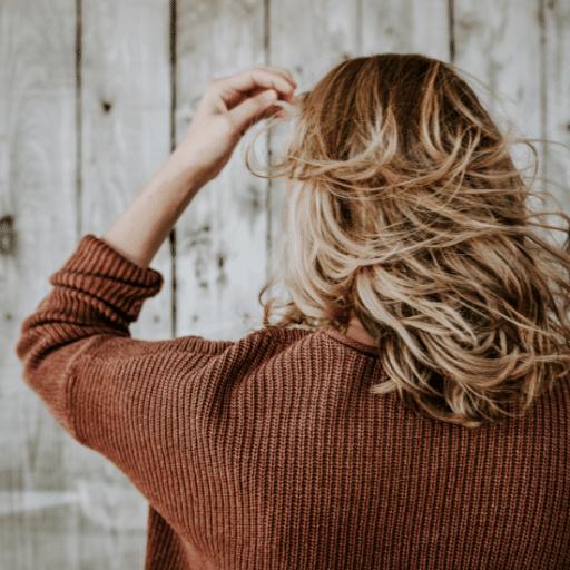 Caída del pelo después del parto